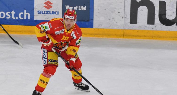 Victoire du HC Bienne face à Schwenningen