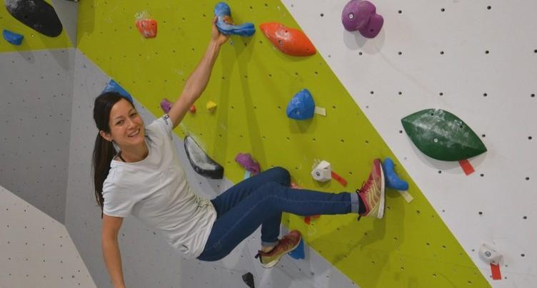 Katherine Choong sans pression aux Championnats d'Europe