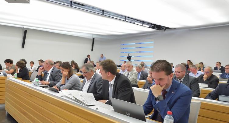 L'unanimité au Parlement jurassien pour Moutier