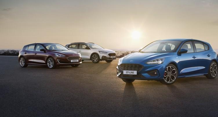 Venez découvrir votre nouvelle Ford Focus au Garage des Trois Rois SA
