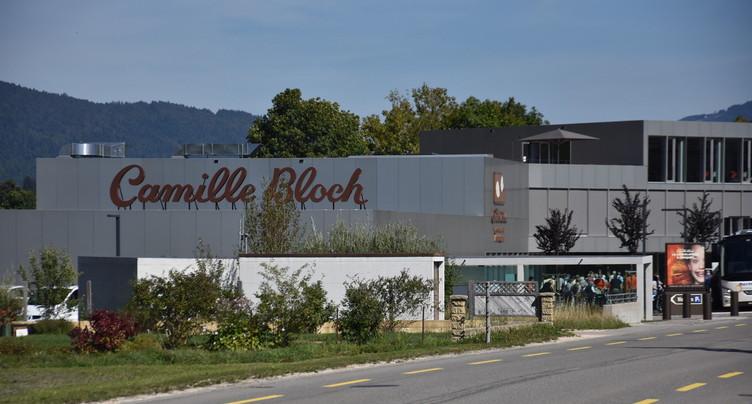 Camille Bloch victime d'une cyberattaque