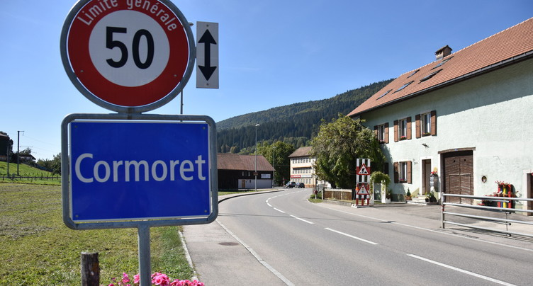 Démission au Conseil municipal de Cormoret