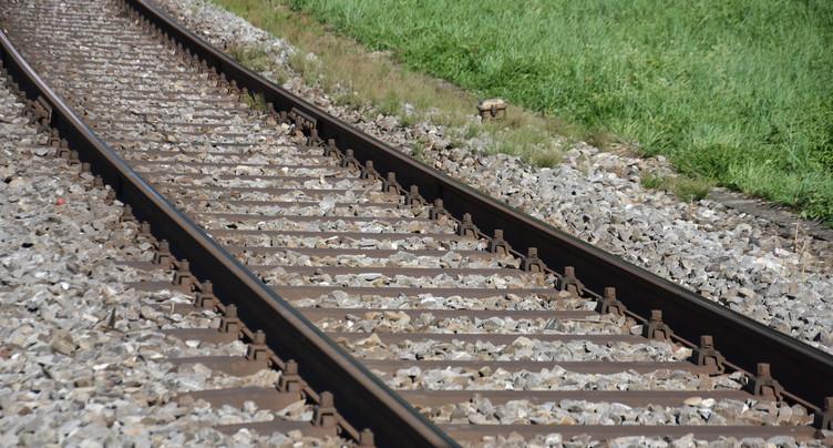 Accident de personne entre St-Imier et Renan
