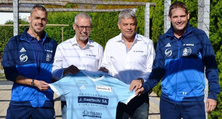 Parés à écrire l'histoire du FC Moutier