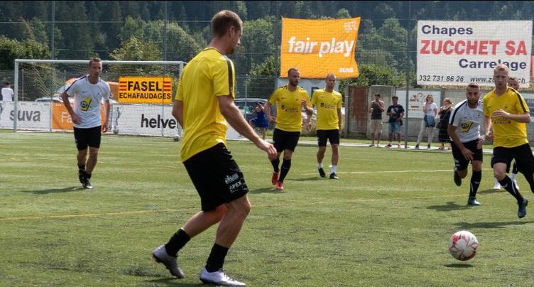 Le rendez-vous exceptionnel du FC Fleurier