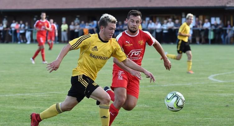 Le FC Cornol passe la troisième avec panache