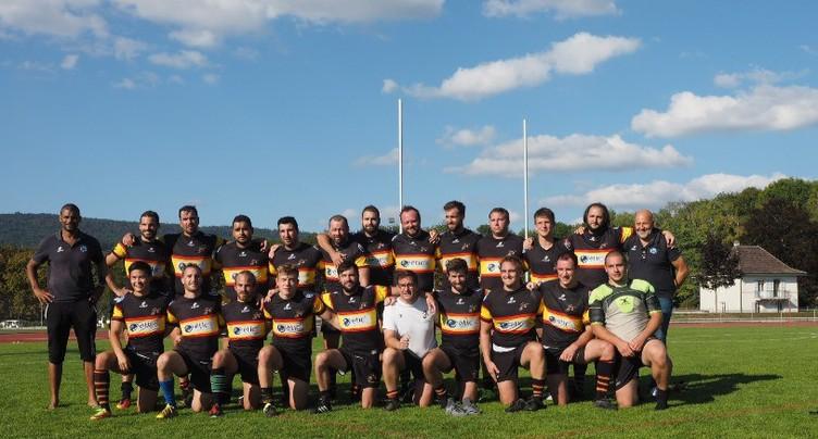 Lourde défaite pour le Neuchâtel Rugby Club