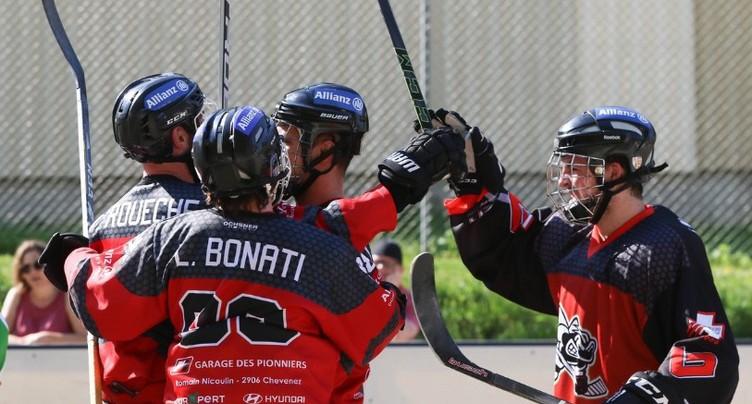 Le SHC Buix arrache sa qualification en play-off !