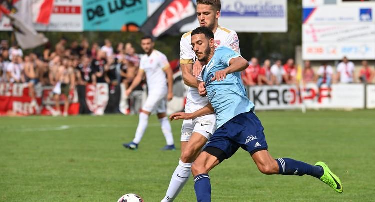 Le FC Moutier entre fierté et frustration
