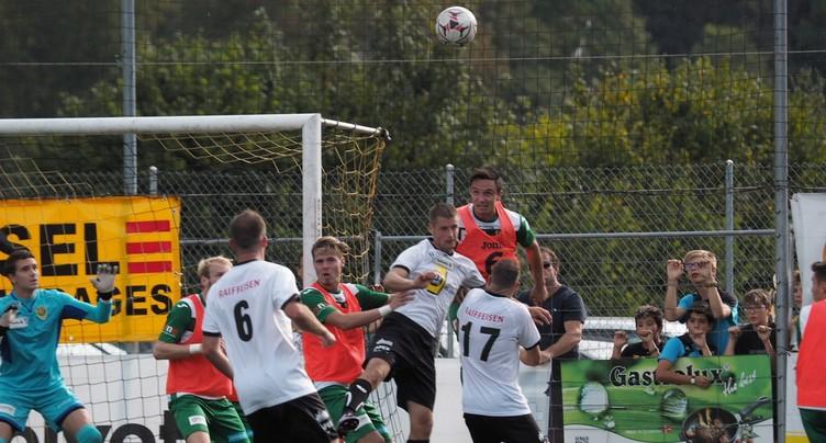 Le FC Fleurier bouté hors de la Coupe de Suisse