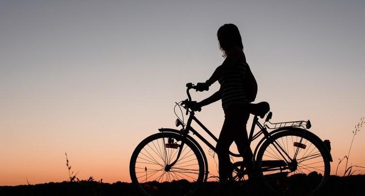 Des balades à vélo connectées