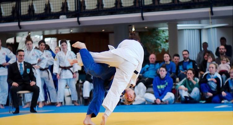 Les judokates de Cortaillod en tête