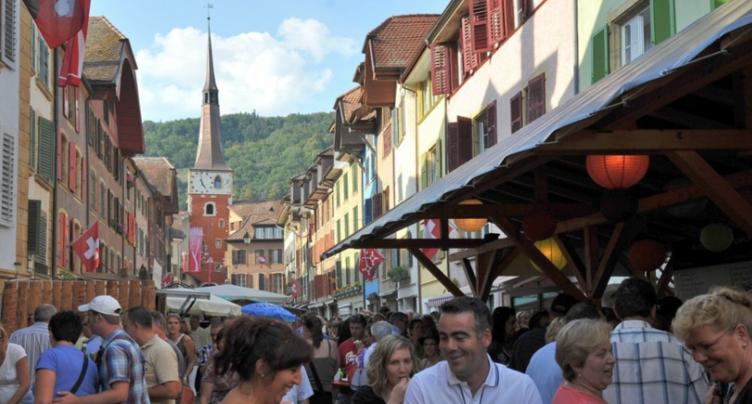 Un nouveau festival à La Neuveville