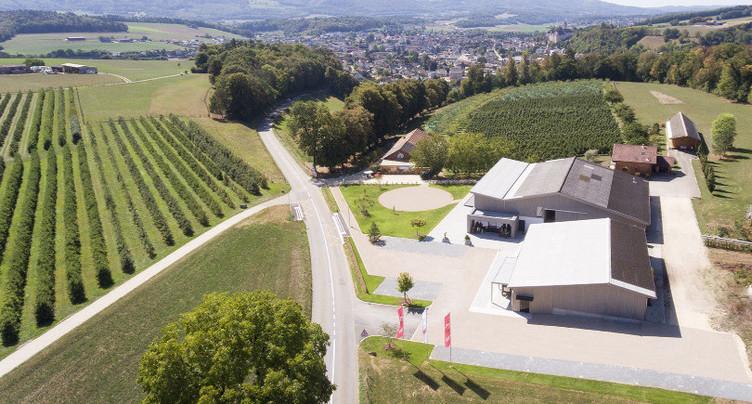 Les fruits et les eaux-de-vie suisses ont leur musée