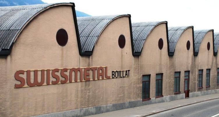 Swissmetal : désaccord entre un créancier et l'acheteur