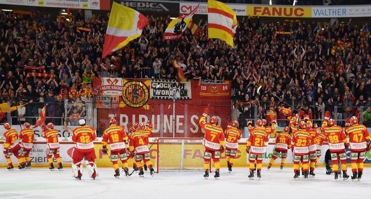 Le HC Bienne vise le top 6