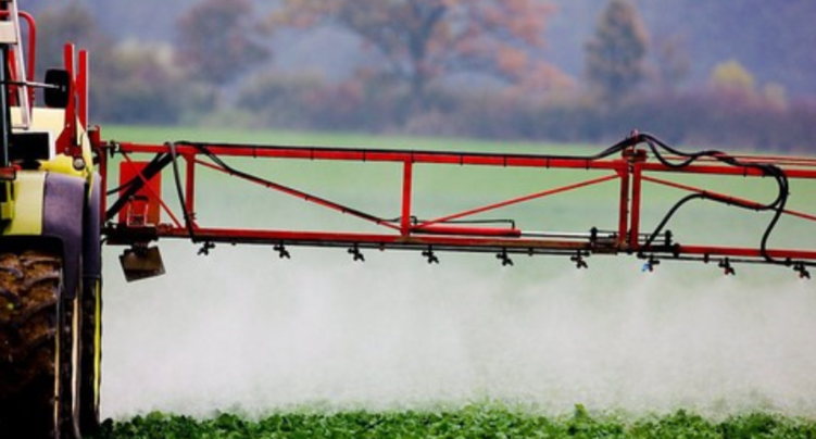 Les concentrations de pesticide vont prendre l'ascenseur