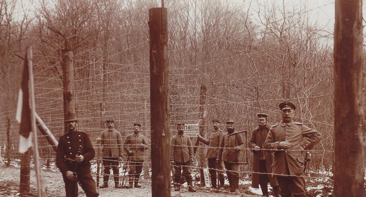La fin de la Grande Guerre commémorée à Bonfol