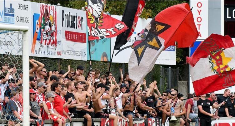 Le FC Moutier sort légèrement bénéficiaire de son match de Coupe