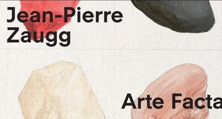 Jean-Pierre Zaugg à l'honneur dans les musées neuchâtelois