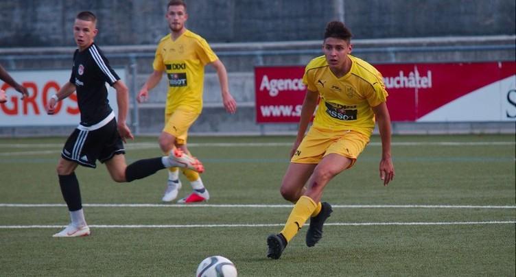 Le FC Locle sauvé
