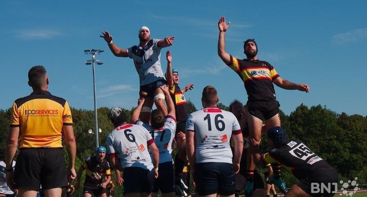 Rugby: défaite de Neuchâtel, victoire pour La Chaux-de-Fonds