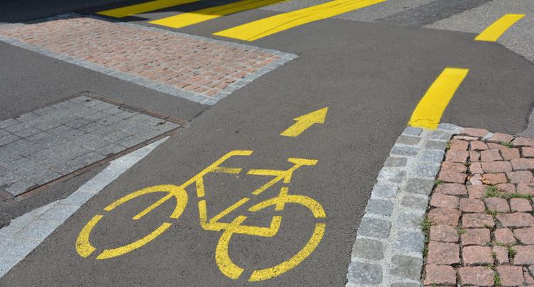 Neuchâtel généralise le 30 km/h pour favoriser le vélo