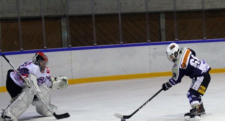 Deux défaites pour la Neuchâtel Hockey Academy