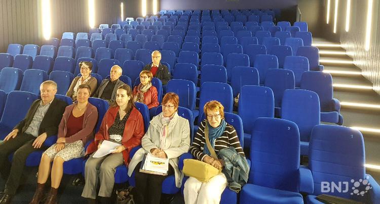 Le cinéma renaît de ses cendres à Porrentruy