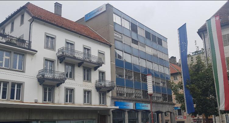 Arcinfo pourrait quitter les locaux historiques de L'Impartial début 2019