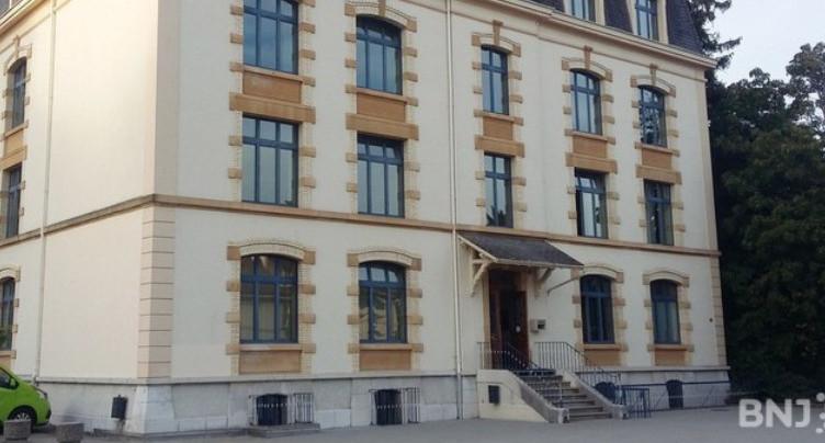 Un premier pas vers une auberge de jeunesse à Neuchâtel