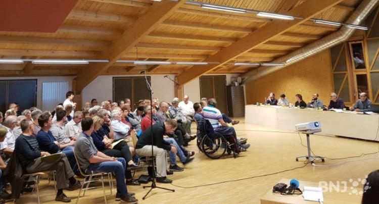 Fontenais : les comptes déficitaires acceptés après de longs débats