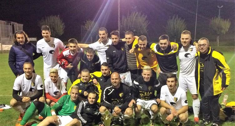 Le FC Bure s'adjuge la Coupe d'Ajoie
