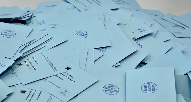 Moutier donne accès au registre électoral