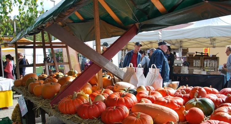 Champoz retrouve son marché d'automne