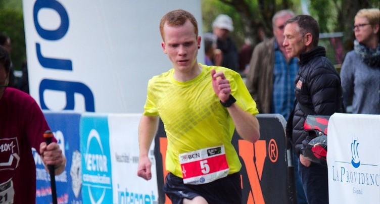 Julien Fleury en verve à Morat-Fribourg