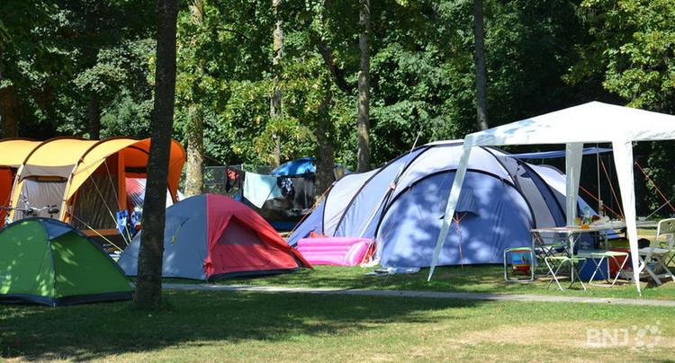 Soulagement pour les campings