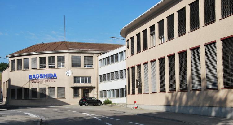 Une plainte déposée dans l'affaire de la vente de Baoshida Swissmetal