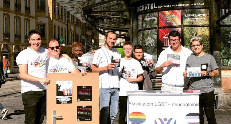Des actions pour inciter au coming out