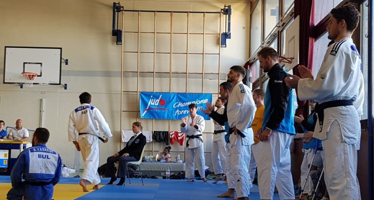 Le Judo Club Cortaillod s'incline face au leader Morges