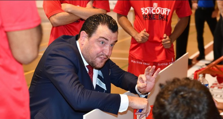 Le BC Boncourt impuissant contre Union Neuchâtel