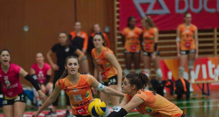 NUC - Genève Volley