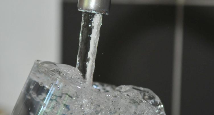 L'eau du robinet est d'excellente qualité dans le Jura
