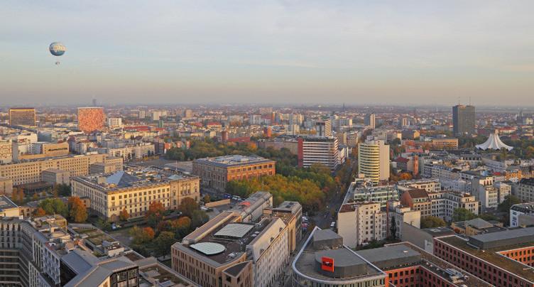 Trois séjours artistiques à Berlin