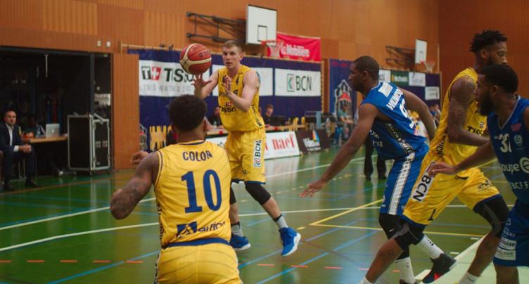 Union et Val-de-Ruz Basket fixés