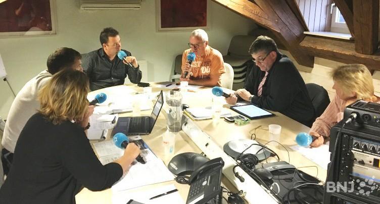 Débat animé sur l'avenir de l'administration de Delémont