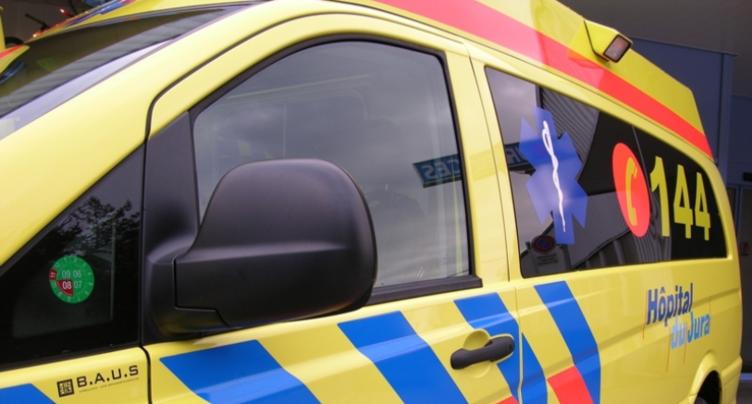 L'AJC séduit par le concept cantonal de médecine d'urgence et de sauvetage