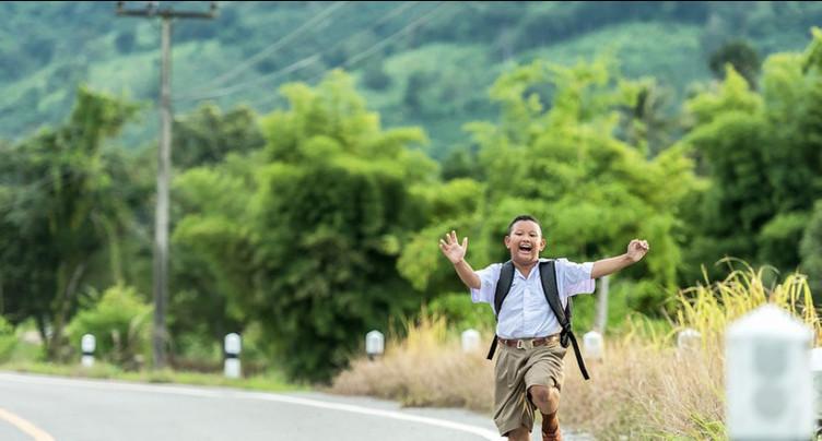 La police jurassienne encourage les trajets à pied