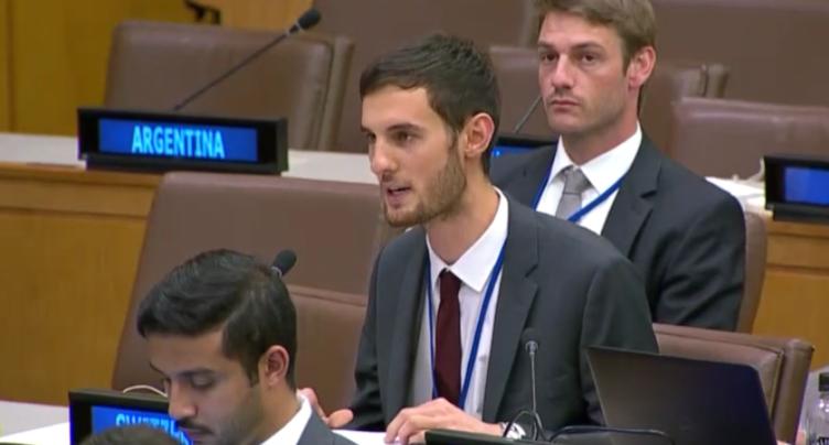 Un Neuchâtelois à l'ONU