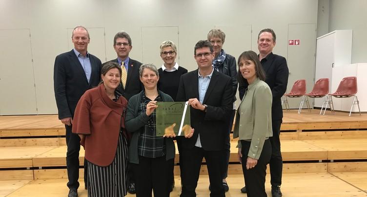 L'Ecole supérieure de commerce de Bienne primée pour son bilinguisme